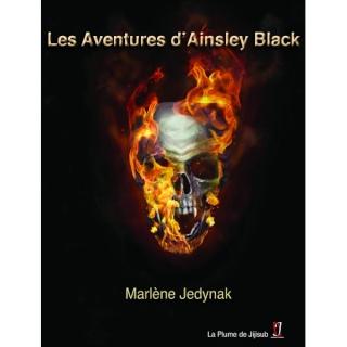 JEDYNACK Marlène - Les Aventures d'Ainsley Black - Les-av10