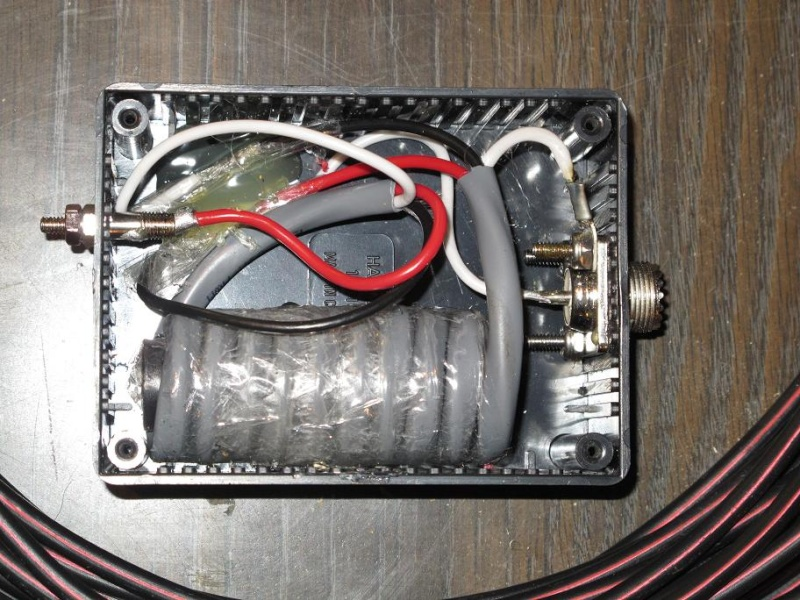 radio hf, ssb, fax meteo Balun210