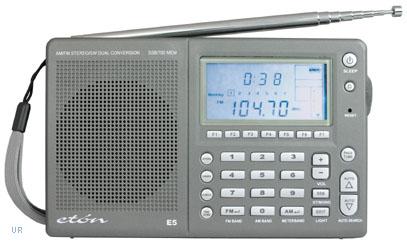 radio hf, ssb, fax meteo Etone510