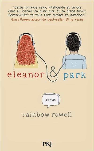 ROWELL Rainbow - Eleanor et Park 97822610
