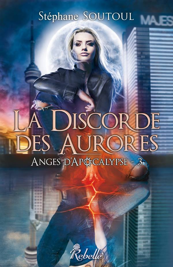 SOUTOUL Stéphane - ANGES D'APOCALYPSE - Tome 3 :  La discorde des aurores  Apocap10