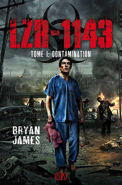 JAMES Brian - LZR-1143 - Tome 1 : Contamination  Contam10