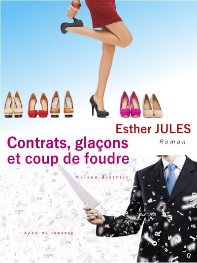 JULES Esther - Contrats, glaçons et coup de foudre Contra10