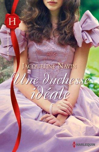 NAVIN Jacqueline - Une duchesse idéale Duches10