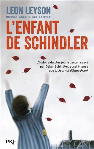 LEYSON Leon - L'enfant de Schindler  Enfant10