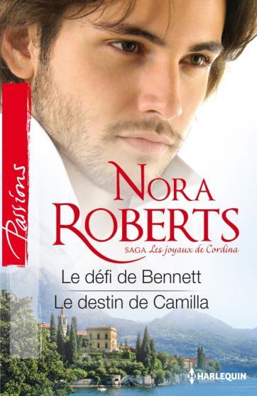 ROBERTS Nora - Série - La Principauté de Cordina Le-def10