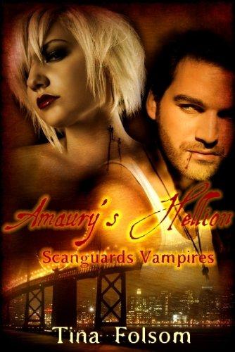 FOLSOM Tina - LES VAMPIRES DE SCANGUARDS - Tome 2 : La Provocatrice d'Amaury Les-va11