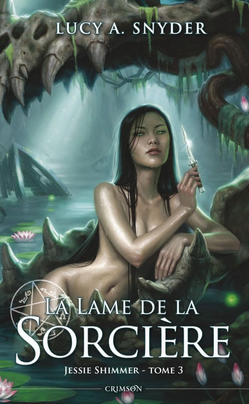 SNYDER Lucy A. - JESSIE SHIMER - Tome 3 : La lame de la sorcière Lucy10