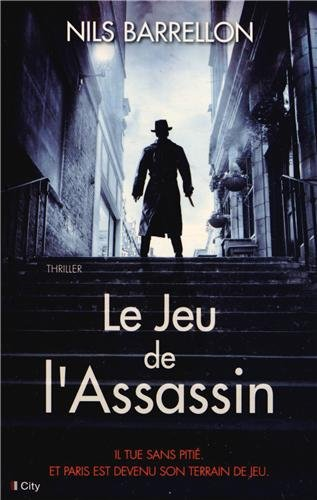 BARRELLON  Nils - Le Jeu de l'Assassin  Nils10
