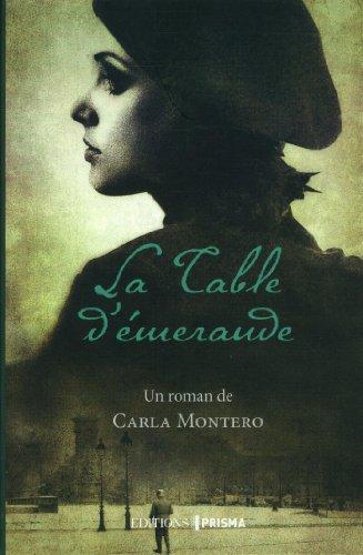 MONTERO Carla - La table d'émeraude  Prisma10