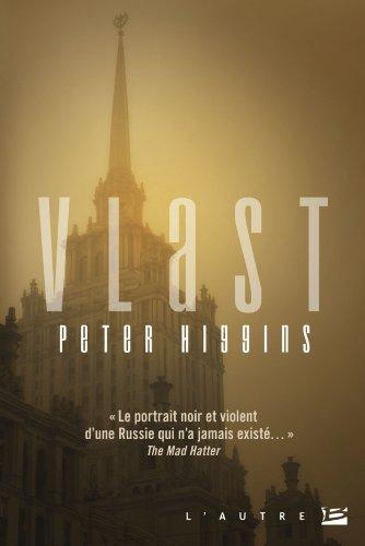 HIGGINS Peter - Vlast V10