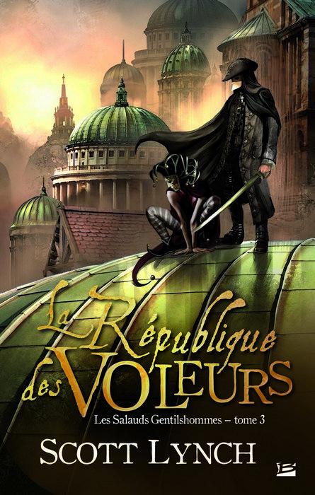 LYNCH Scott - LES SALAUDS GENTILHOMMES - Tome 3 : La république des voleurs  Voleur12