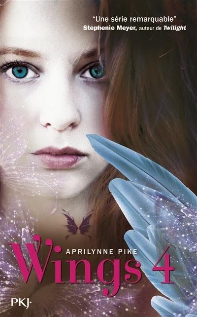 PIKE Aprilynne - LES AILES - Tome 4 : Destinée Wings10