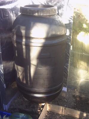Accumulateur de chaleur pour serre Accumu11