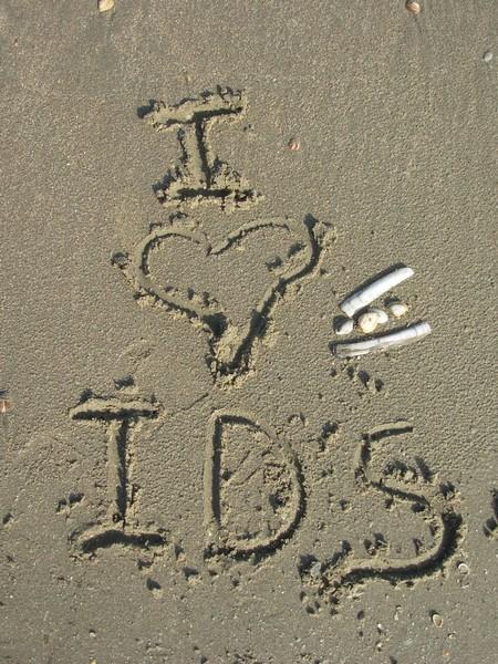 Ijmuiden (Hollande) I_love10