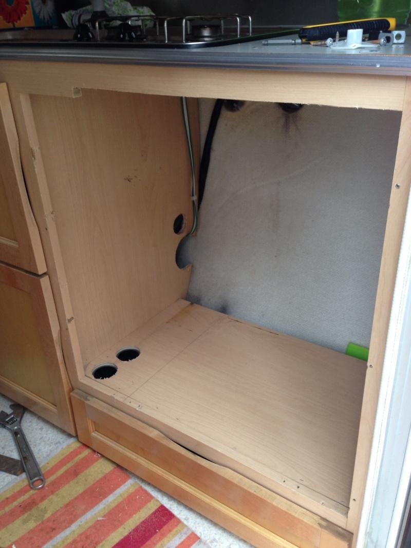 Remplacement du frigo Norcold 3 voies par un Novakool R3000 12 V Image11