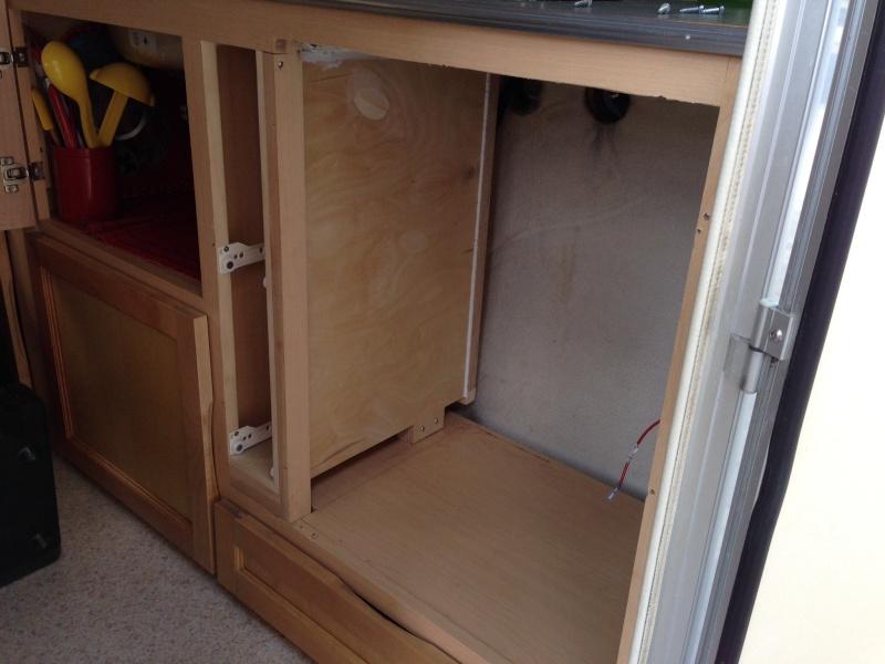 Remplacement du frigo Norcold 3 voies par un Novakool R3000 12 V Image15