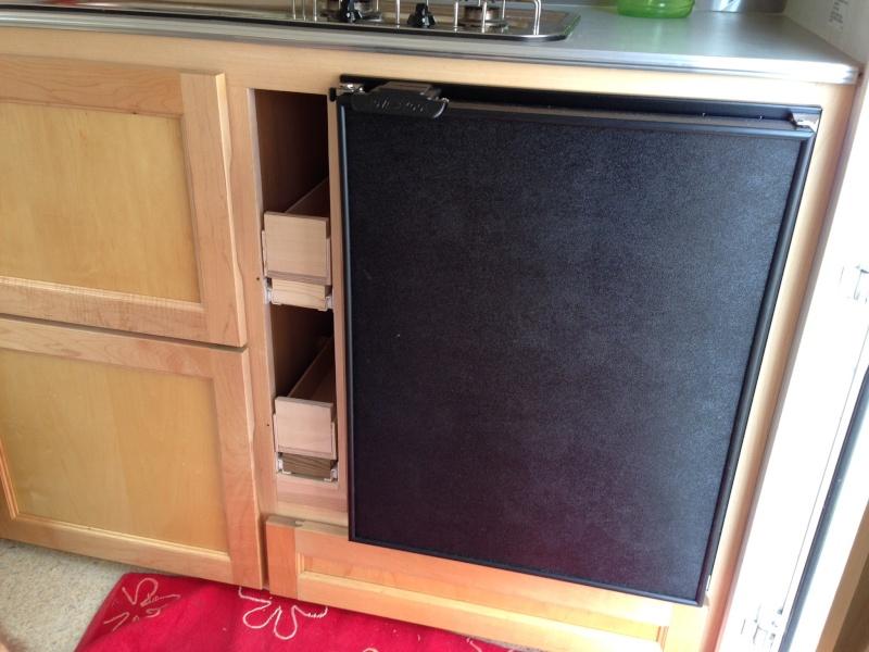 Remplacement du frigo Norcold 3 voies par un Novakool R3000 12 V Image16