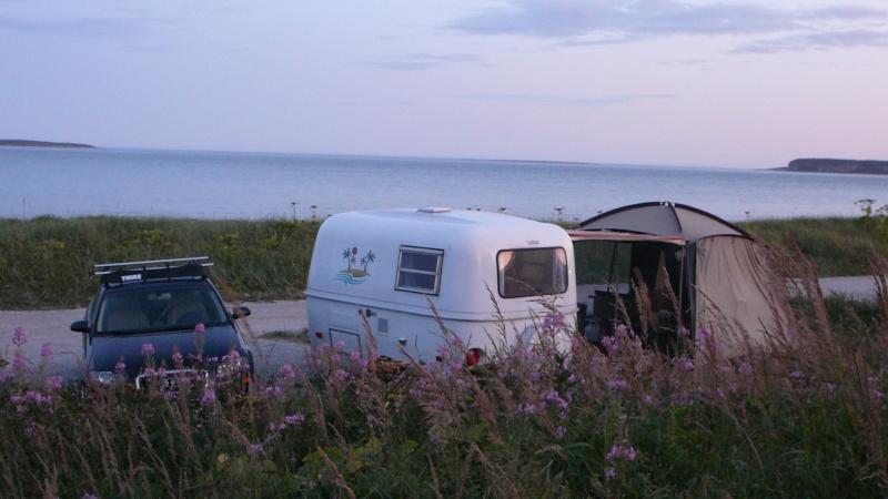 Camper sur la Côte-Nord P1070310