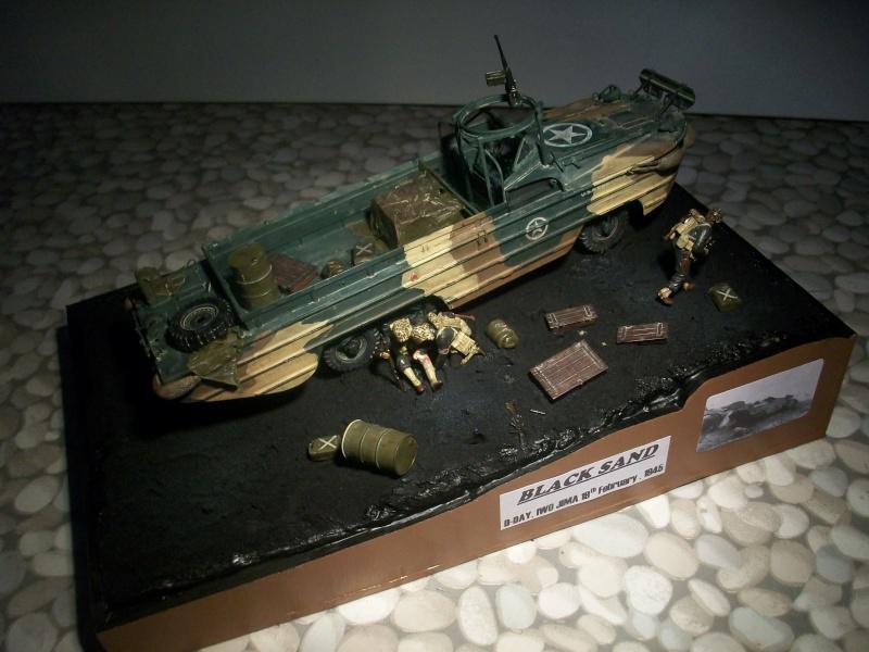 DUKW - IWO Jima Landing 1945  - 1/35 101_0911