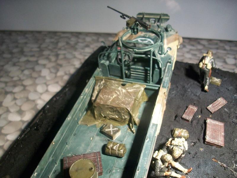 DUKW - IWO Jima Landing 1945  - 1/35 101_0913