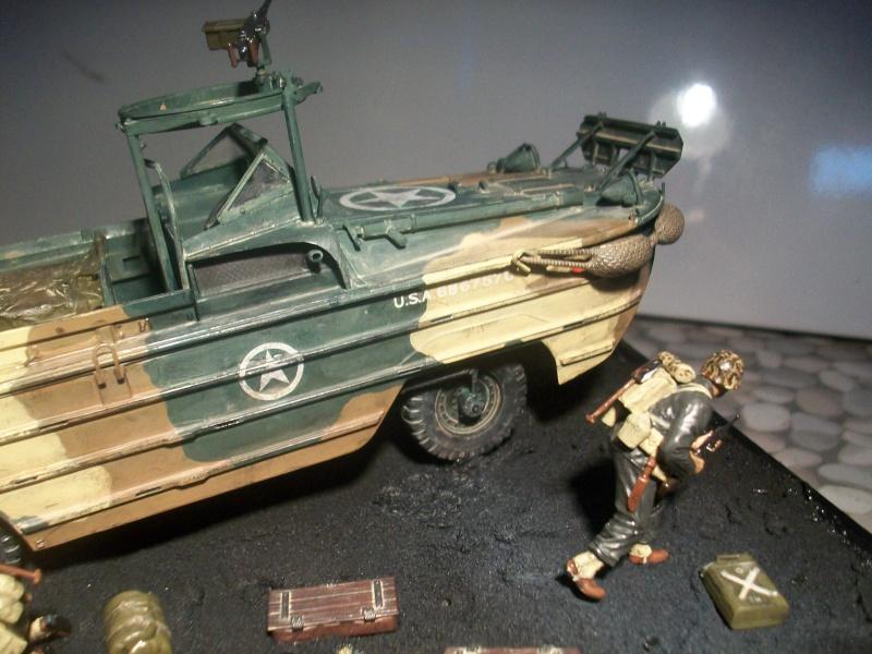 DUKW - IWO Jima Landing 1945  - 1/35 101_0916