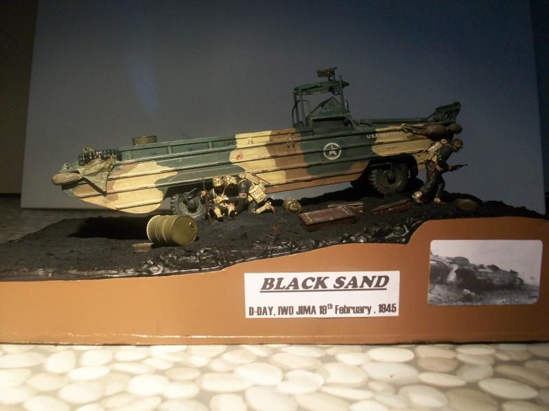 DUKW - IWO Jima Landing 1945  - 1/35 101_1010
