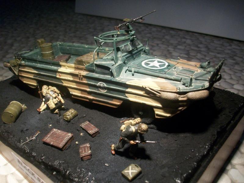 DUKW - IWO Jima Landing 1945  - 1/35 101_1014