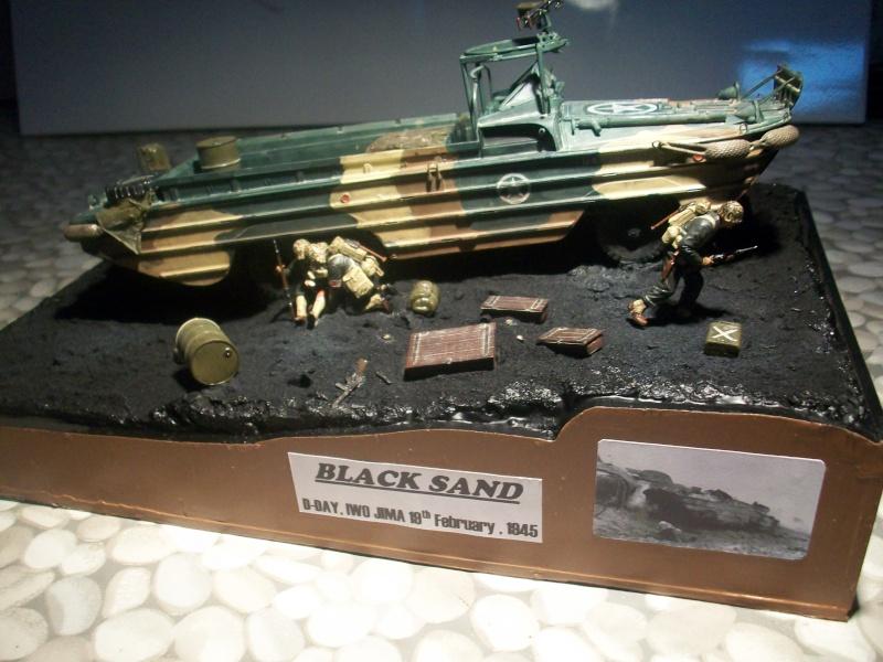 DUKW - IWO Jima Landing 1945  - 1/35 101_1015