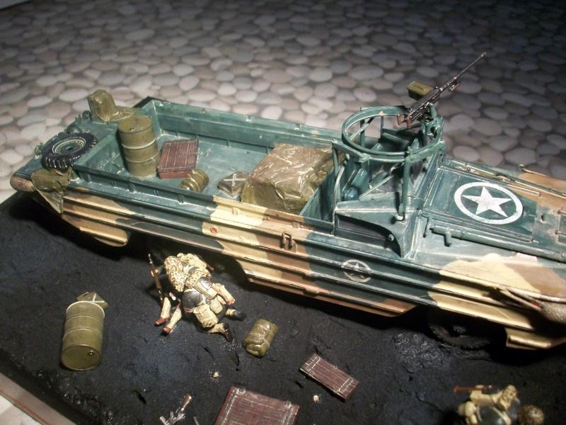 DUKW - IWO Jima Landing 1945  - 1/35 101_1017