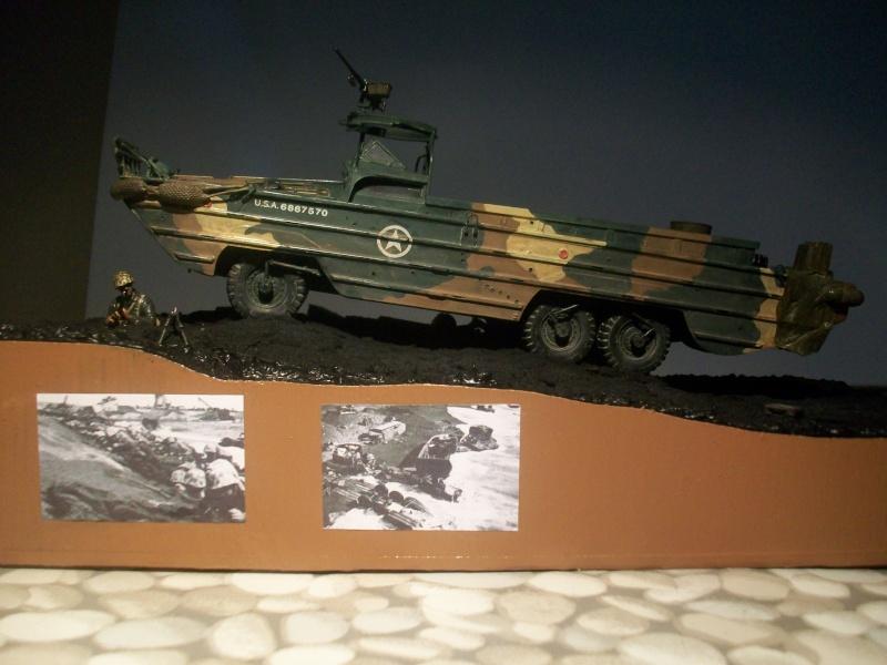 DUKW - IWO Jima Landing 1945  - 1/35 101_1019