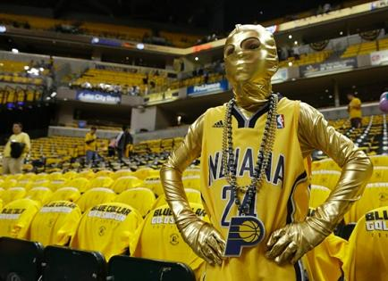 Indiana Pacers Naf10111