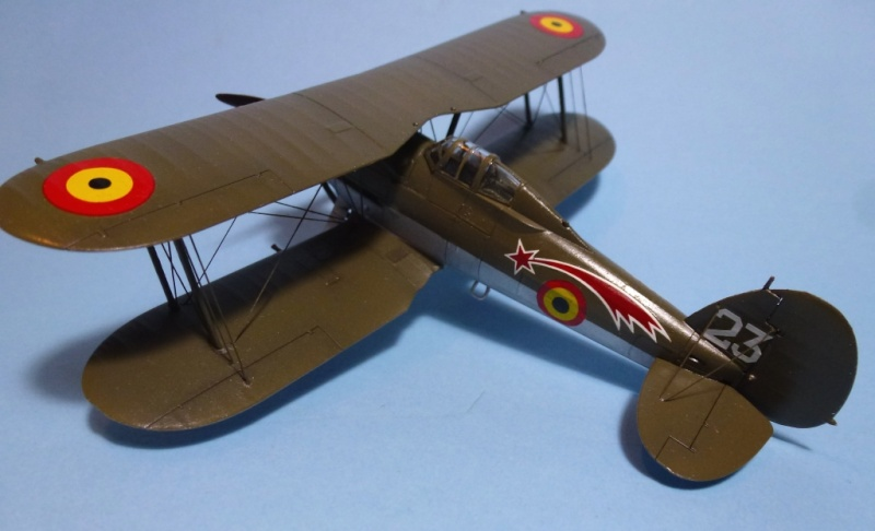 GB Aviation Anglaise 39-45 8h110