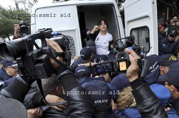 Admirable cette femme, Amira Bouraoui 3d062011