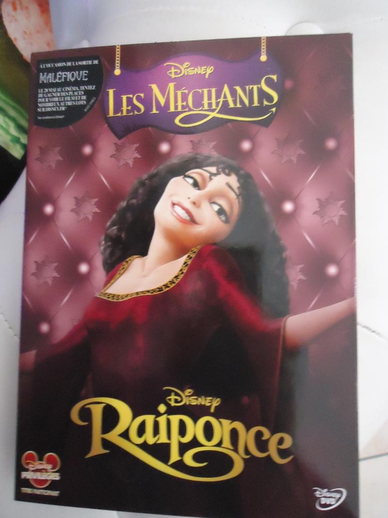 [Rééditions DVD] La Collection des Méchants Disney - Page 2 Dsc06115