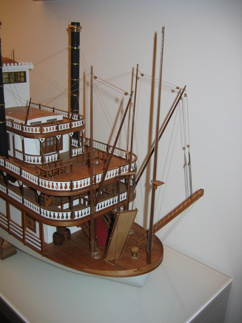 Construction d'un bateau à roue à aube : le Mississippi 1870 Img_0011