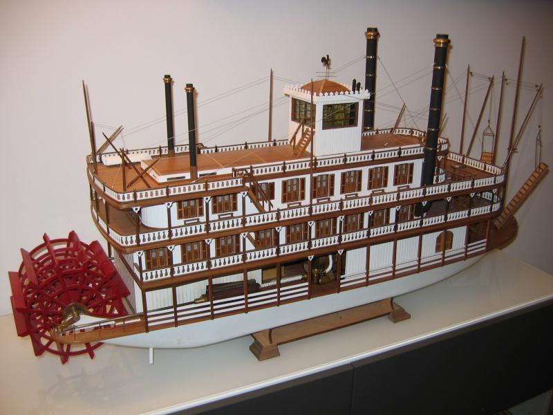 Construction d'un bateau à roue à aube : le Mississippi 1870 Img_0012