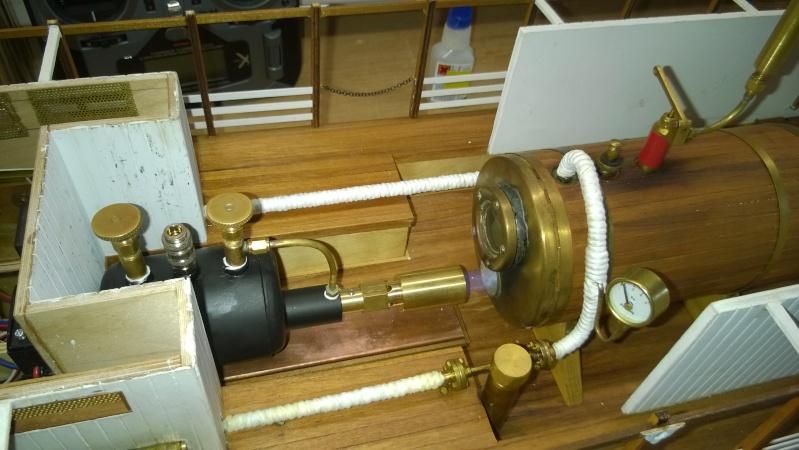 Construction d'un bateau à roue à aube : le Mississippi 1870 Wp_20111