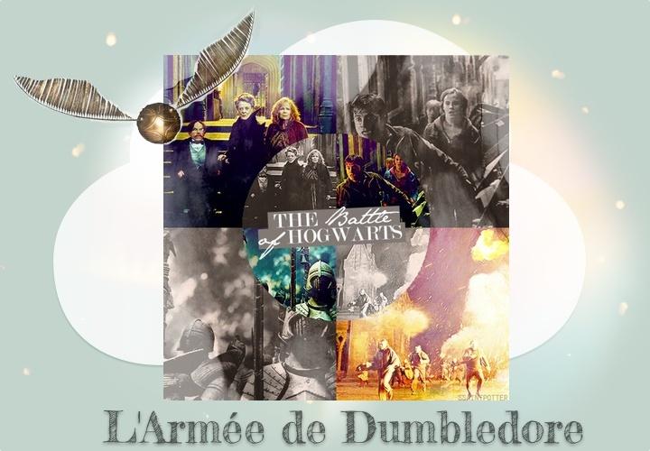 ϟ L'Armée de Dumbledore