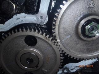 Démontage bas moteur VM de 1992. Apa23015