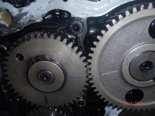 Démontage bas moteur VM de 1992. Apa23016