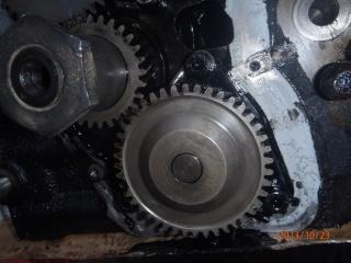 Démontage bas moteur VM de 1992. Apa23018