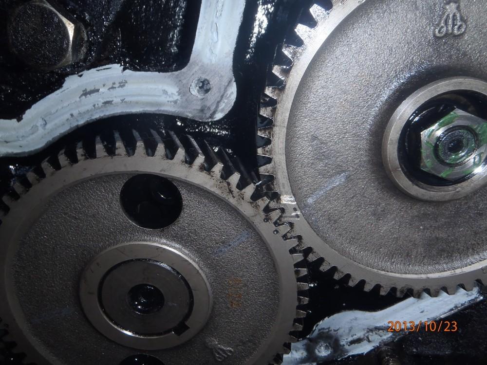 Démontage bas moteur VM de 1992. Apa23026