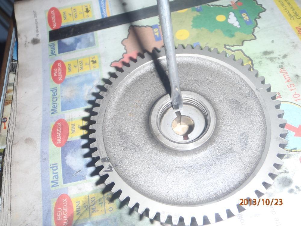 Démontage bas moteur VM de 1992. Apa23027