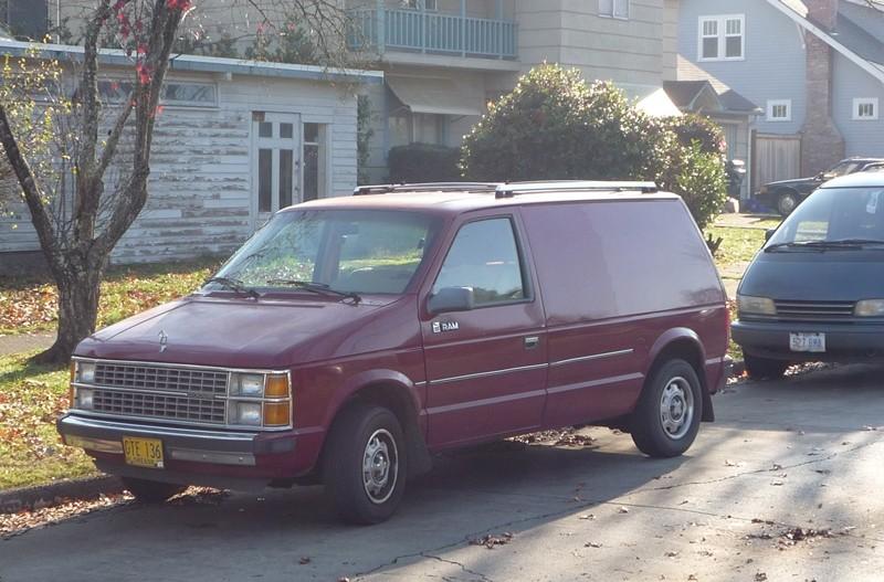 Dodge Extra Cargo Van Cc-63-10
