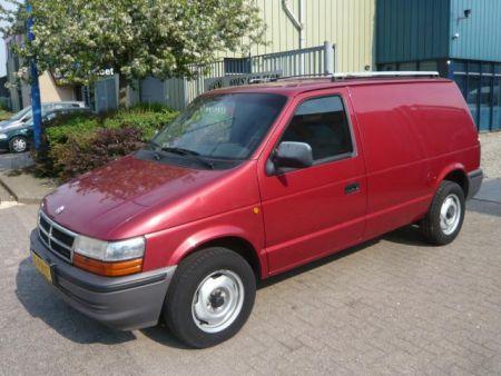 Dodge Extra Cargo Van Dodge-10