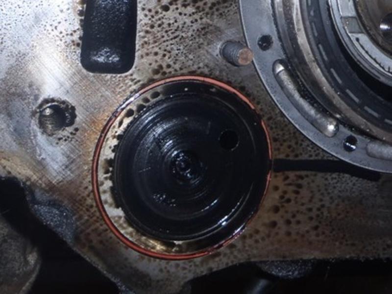 Démontage bas moteur VM de 1992. Pa220012