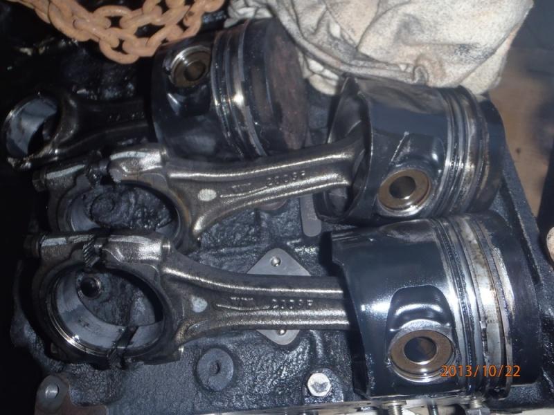 Démontage bas moteur VM de 1992. Pa220014