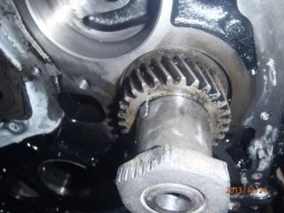Démontage bas moteur VM de 1992. Pa240015