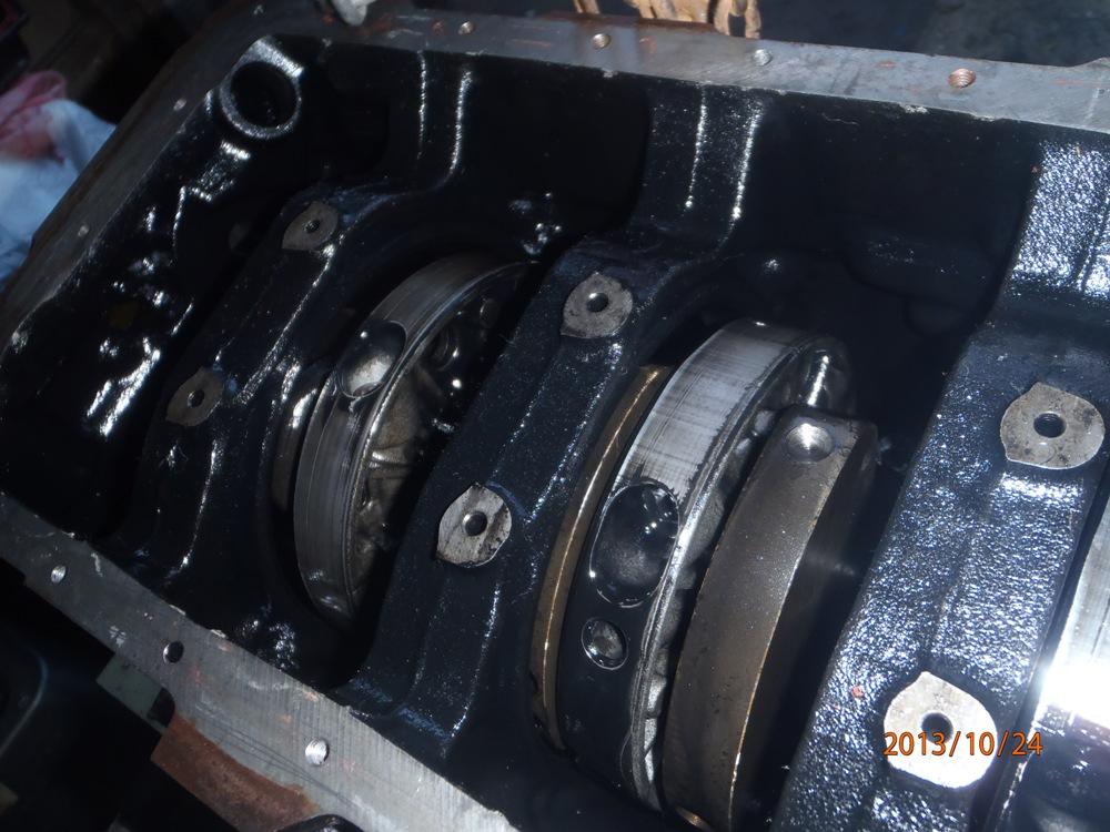 Démontage bas moteur VM de 1992. Pa240023